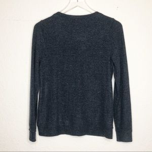 Chaser Tops - Chaser | Women's Lazy Weekend Soft Sweatshirt Sz S